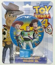 Disney Toy Story 4 ~ LED Night Light Electric Wall Plug In