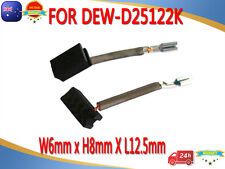 Carbon Brushes for Dewalt D25122K D25123K D25213K N081989SDS Hammer Drill AU