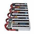 4S Lipo Battery 14.8v 5000mah 6000mah 2200mah 3300 4200mah 12000mah 22000mah RC