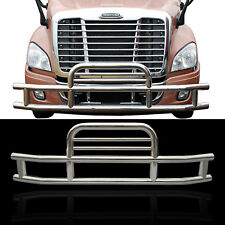 FOR 08-17 Freightliner Cascadia 113/125 Semi Truck Front Grill Bumper Deer Guard