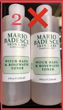 🎁 LOT 2 Mario Badescu Witch Hazel & Rosewater Toner SEALED  $35