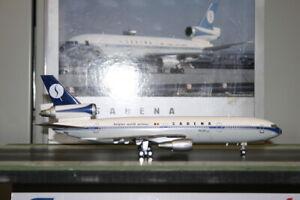 Herpa 1:200 Sabena McDonnell Douglas DC-10-30 OO-SLA (553056) Model Plane