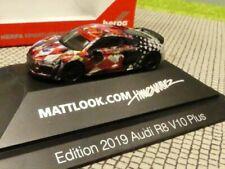 1/87 Herpa Audi R8 V10 Plus Mattlook Edition 4 102148