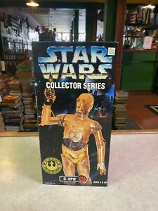 """Star Wars Collector Series 12"""" Inch Collection NIP Figure - C-3PO C-3P0"""