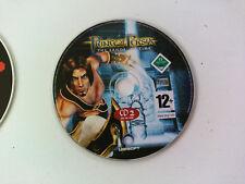 cd n°2 du jeu Prince of persia les sables du temps PC FR