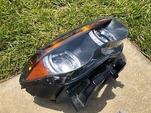 BMW E65 E66 745Li 745i 760Li 745 760i HEADLIGHT lamp light (amber signal) RIGHT