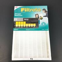 Filtrete F2 Air Purifier Filter Allergen Reduction C02 and T03 New Sealed