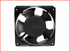 "AC Axial Cooling Blower Exhaust Rotary Fan SIZE : 4.75"" inches (12x12x3.8cm)"