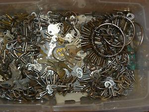 Original Antique Corbin Cabinet Lock Company Nickel Silver Key # JV27