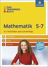 Das Trainingsbuch: Mathematik 5-7 von Gotthard Jost, Der... | Buch | Zustand gut