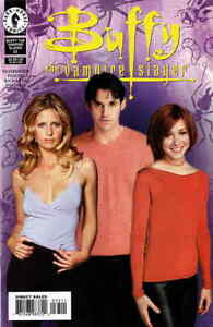 Buffy the Vampire Slayer #33SC VF/NM; Dark Horse | save on shipping - details in