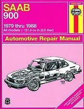 Saab 900 Haynes Repair Manual NEW 79-88 Service owners book shop