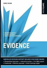 Law Express: Evidence (Revision Guide) by Chris Taylor (Paperback, 3rd Edn)