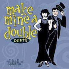 MAKE MINE A DOUBLE - DUETS CD BRAND NEW SEALED
