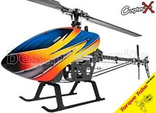 CopterX CX 450PRO V4 Flybarless Torque Tube Kit Trex 450 PRO Helicopters