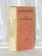 P G Wodehouse - My Man Jeeves 1st Re-issue 1920