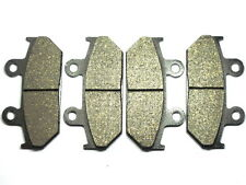 Front Brake Pads For Honda VLX 600 Shadow VT 600 C/CD Brakes 1988 1989 1990