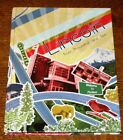 2010 Yearbook LINCOLN HIGH SCHOOL Portland Oregon OR Ore MINT!