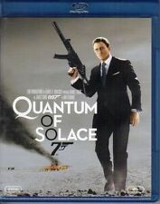 Blu-ray QUANTUM OF SOLACE 007