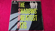 THE SHADOWS - GREATEST HITS (MONO).     LP.