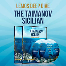 Lemos Deep Dive - #3 - Taimanov Sicilian - GM Damian Lemos - Over 8 Hours of Con