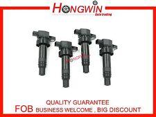 4PCS/ONE SET 27301-2B010 Ignition Coil For Hyundai Kia Motor 10-11 Kia Soul 1.6L