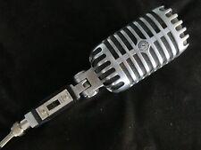 SHURE 55SW UNIDYNE VINTAGE CARDIOID DYNAMIC BROADCAST MICROPHONE W/SWIVEL MOUNT