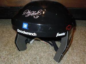 Vintage Dale Earnhardt Sr. Little Boys Costume Helmet Franklin Rare #3 1999 kids