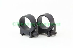 Leupold QRW2 Ringe 30mm Weaver Picatinny Typ NEU