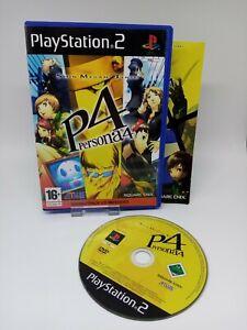 Shin Megami Tensei Persona 4 - Sony PlayStation 2 - PS2