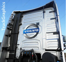 Volvo FH FM Globetrotter badge Back - 08  various Lorry Emblam Sticker Graphic