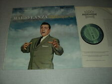 MARIO LANZA 33 TOURS LP GERMANY YOU DO SOMETHING TO ME
