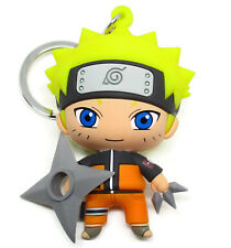 NARUTO SHIPPUDEN 3D Figural Keyring Series NARUTO KEYCHAIN Opened Blind Bag
