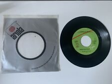 "MIKE OLDFIELD HOMBRE DE FAMILA 7"" SINGLE PROMO MEXICO"