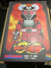 Medicom 400% Bearbrick ~ Kamen Rider Ryuki  Be@rbrick USA SHIP FREE