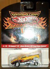 Hot Wheels Drag Strip Demons #4 70 Chevy Camaro F/C Steve Nichols Mill Road Boys