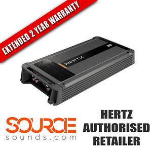 Hertz MLPOWER5 5 Channel Amplifier - FREE TWO YEAR WARRANTY