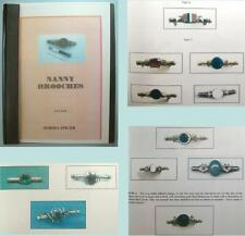 Reference Book on Nanny Brooches by Norma Spicer