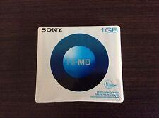 SONY Hi-MD 1GB MINIDISCS