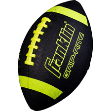 Grip-Rite Junior Football Synthetic Leather Football for Kids' Football Games