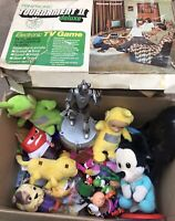 JOBLOT KIDS TOYS SOME ARE OLD VINTAGE AND RETRO COLLECTORS ITEMS PLEASE SEE PICS