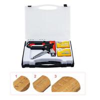 Heavy Duty Staple Gun Stapler Tacker + 900 nails 3in1 powerful hand tool wood