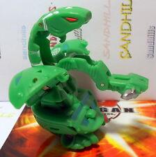 Bakugan Snapzoid Green Ventus Gundalian Invaders DNA 680G & cards