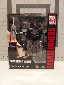 Transformers Combiner Wars Stunticon Motormaster Voyager MENASOR 🏭 Sealed