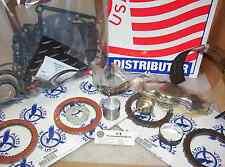 C4 Super Master Rebuild Kit ALTO Red Eagle Clutch Kolene 1973-1981 Low Servo New
