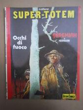 Collana Super Totem n°6 1984  Jeremiah  di Hermann [MZ2]