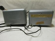 1952(?) MOTOROLA  Auto Tuner BT-2 & Audio & Power Unit P8-2
