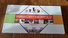 HAWORTHOPOLY HAWORTH BOARD GAME OFFICE FURNITURE - 2004- SIMILAR TO MONOPOLY