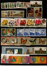 Niue Collection of Mint NH sets and S/S w/ Hi values 329-34 (CV $83.20)