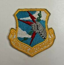 USAF Air Force Strategic Air Command Patch